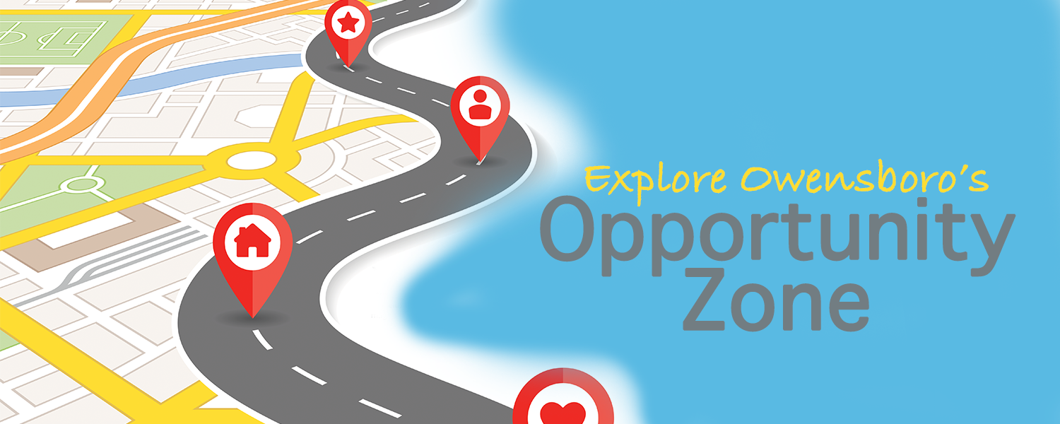 Learn more about Owensboro's Opportunity Zones